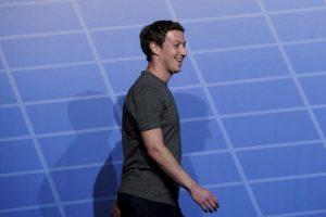 Mark Zuckerberg, CEO de Facebook, en el MWC 2014. Foto:AFP. Imagen Por:
