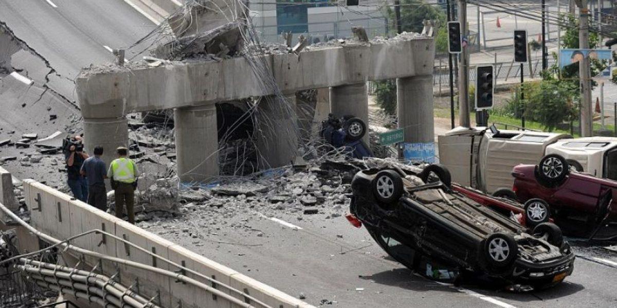 GALERÍA: Desgarradoras imágenes de lo que dejó el 27/F