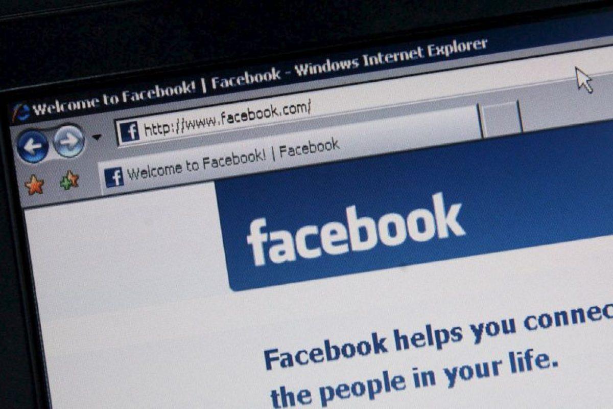 La única opción es la página de Facebook. Foto:getty images. Imagen Por:
