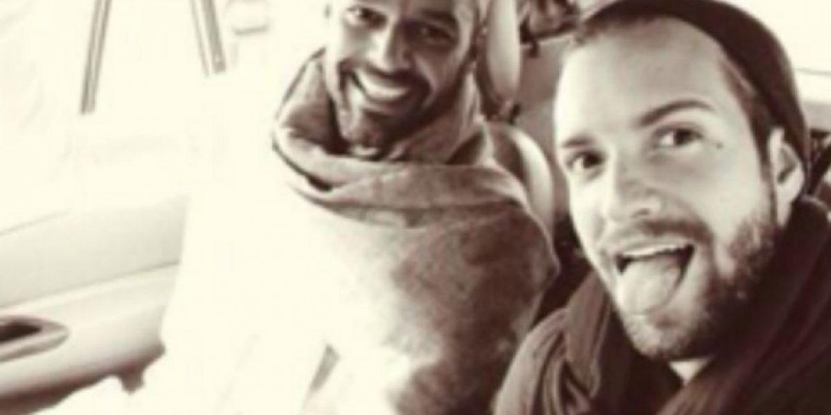 ¿Pablo Alborán es el nuevo amor de Ricky Martin?