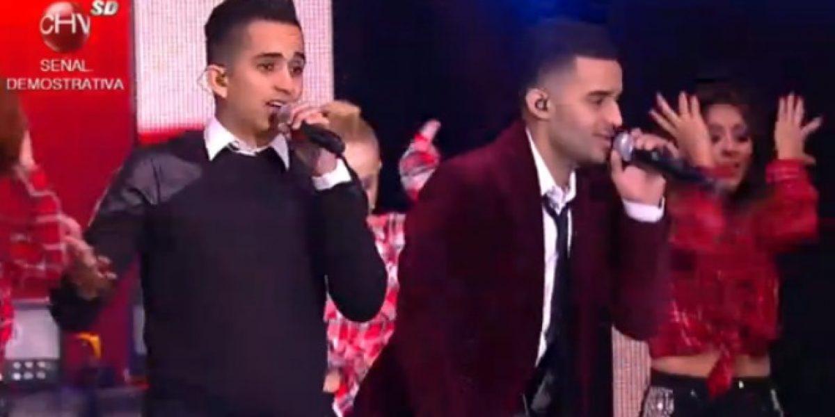 Yandar y Yostin se quedaron sin transmisión por TV pero se llevaron antorchas