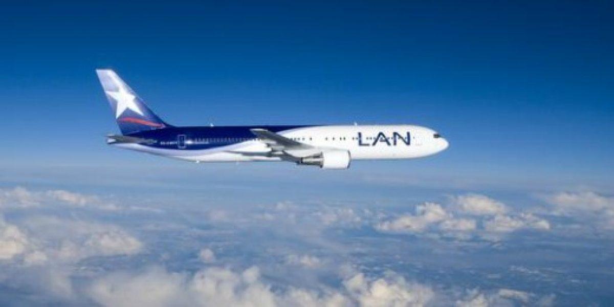 Ojo: LAN hace llamado a chequear horarios de vuelos programados del 8 de marzo al 26 de abril
