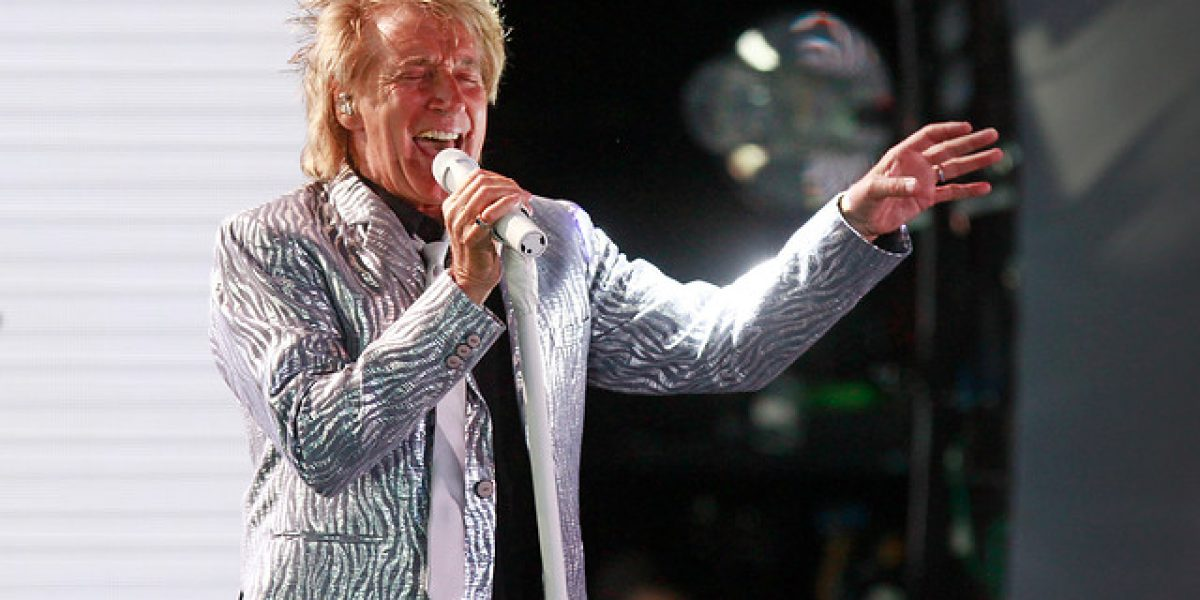 Rod Stewart realizará show sin interrupciones