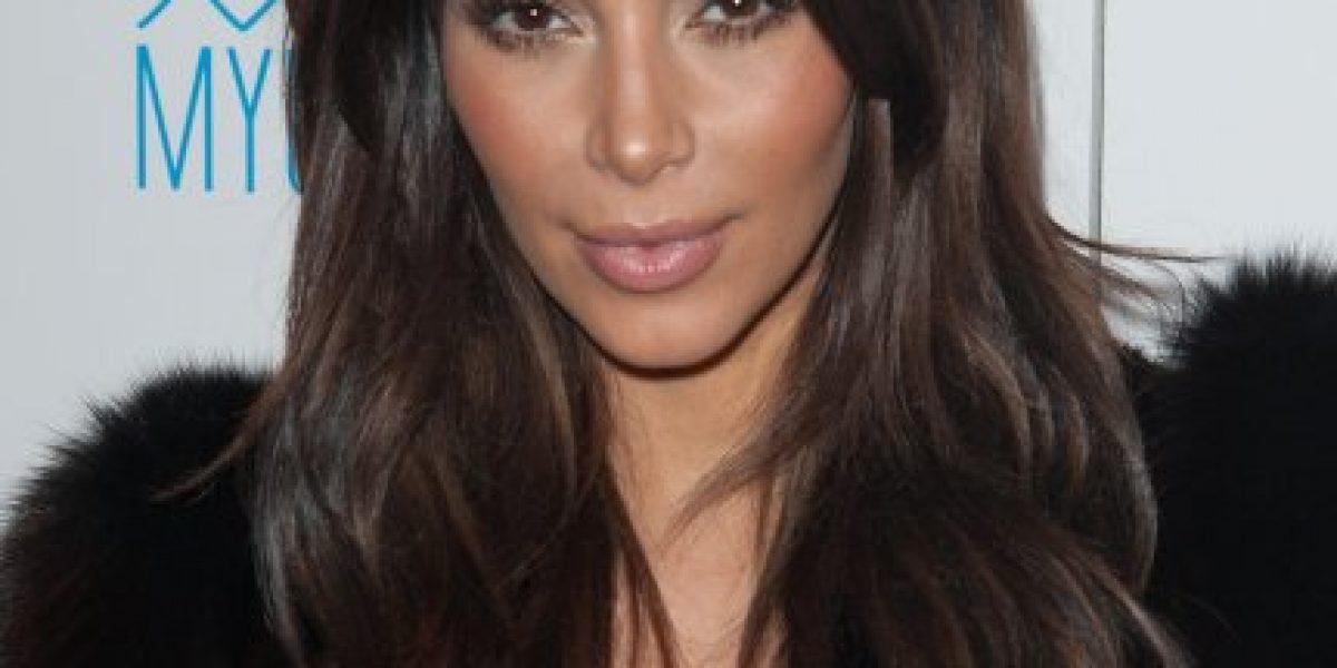 Kim Kardashian deja plantados a sus fans en Viena