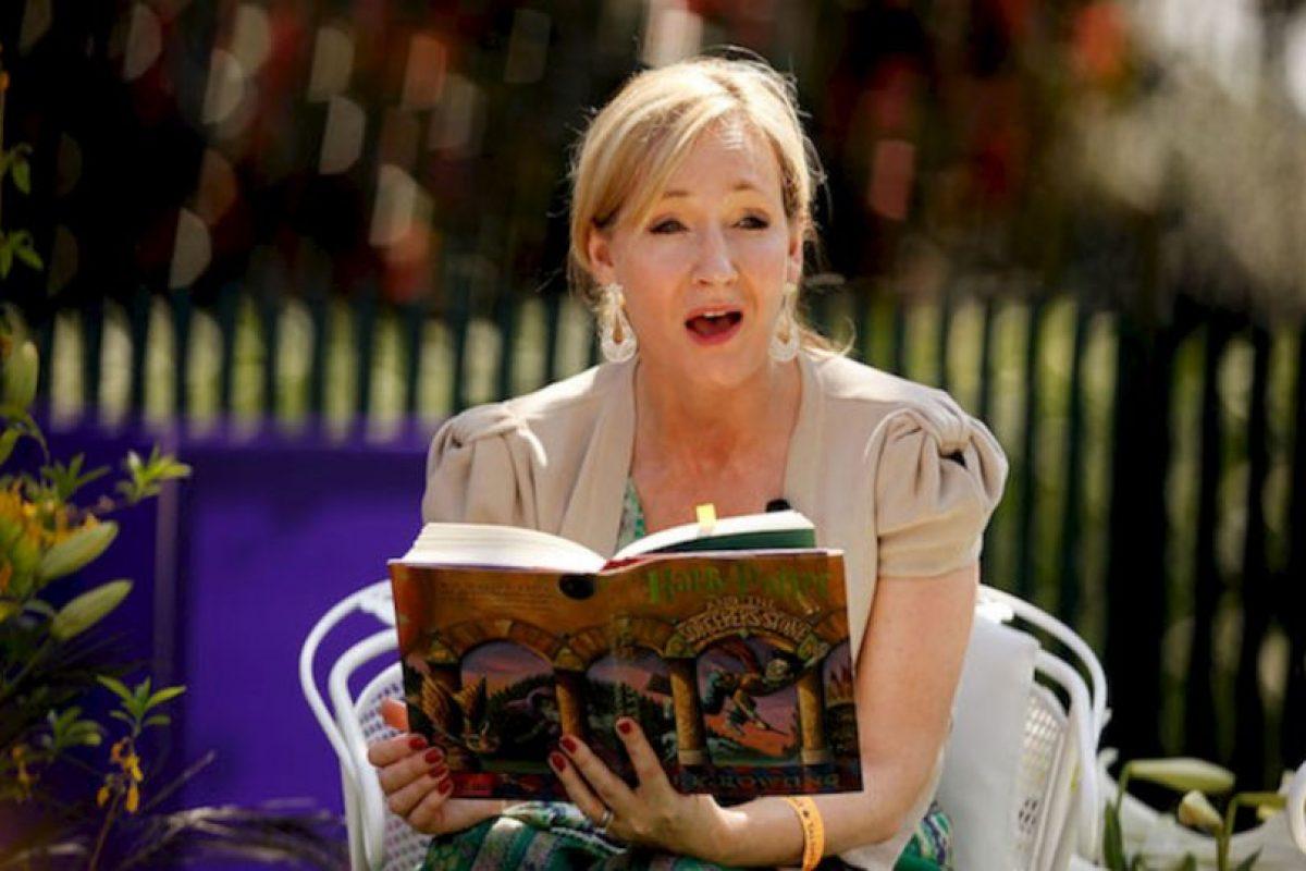 JK Rowling Foto:Getty Images. Imagen Por:
