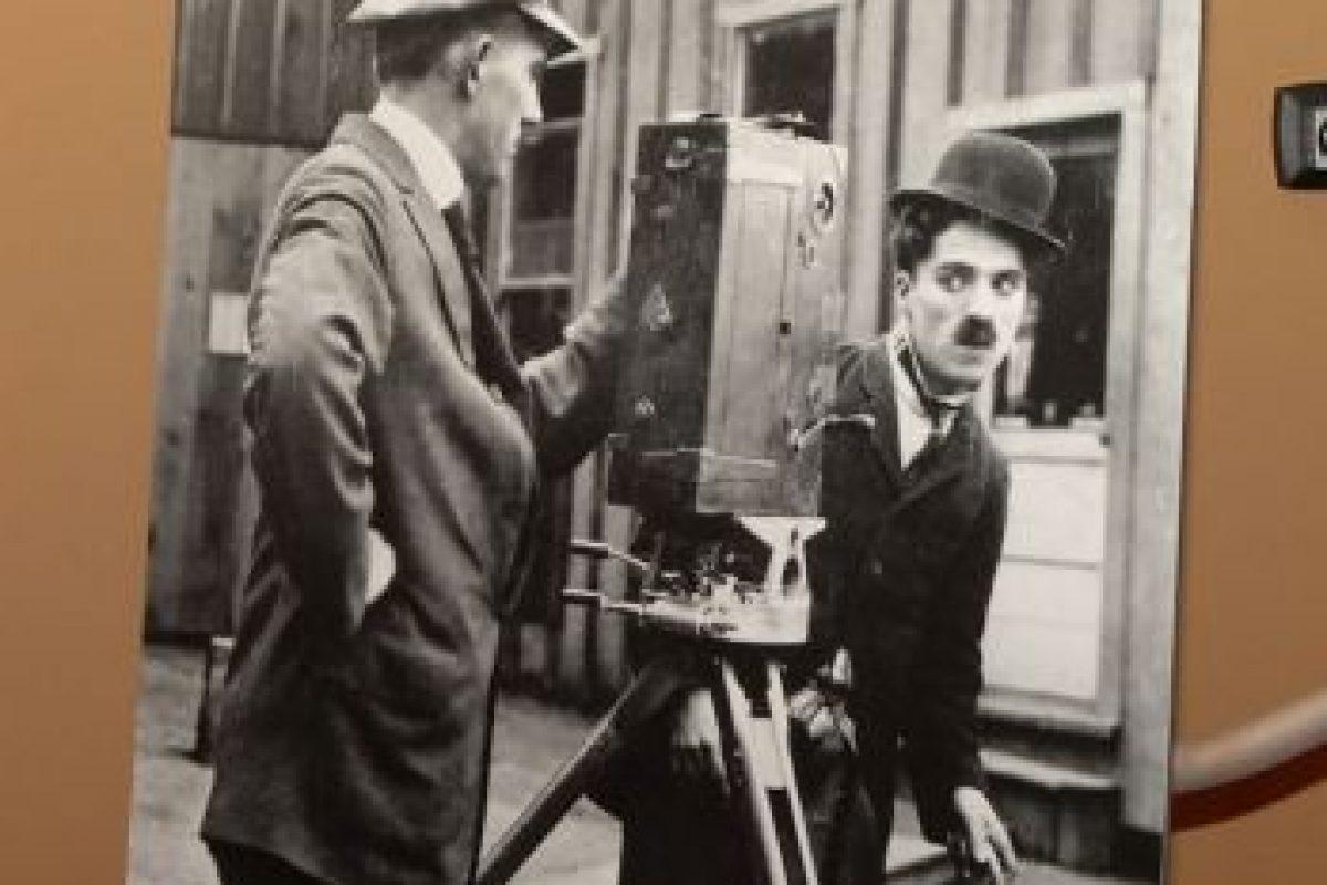 Charlie Chaplin Foto:Getty Images. Imagen Por: