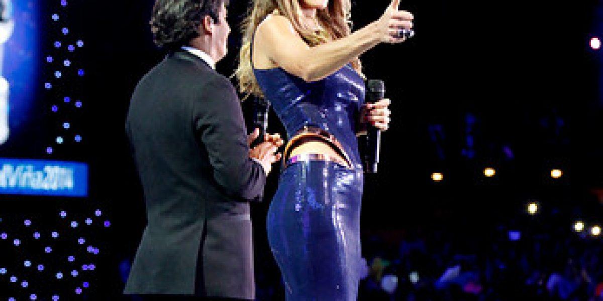 Carolina de Moras cierra el Festival entre críticas por su último vestido