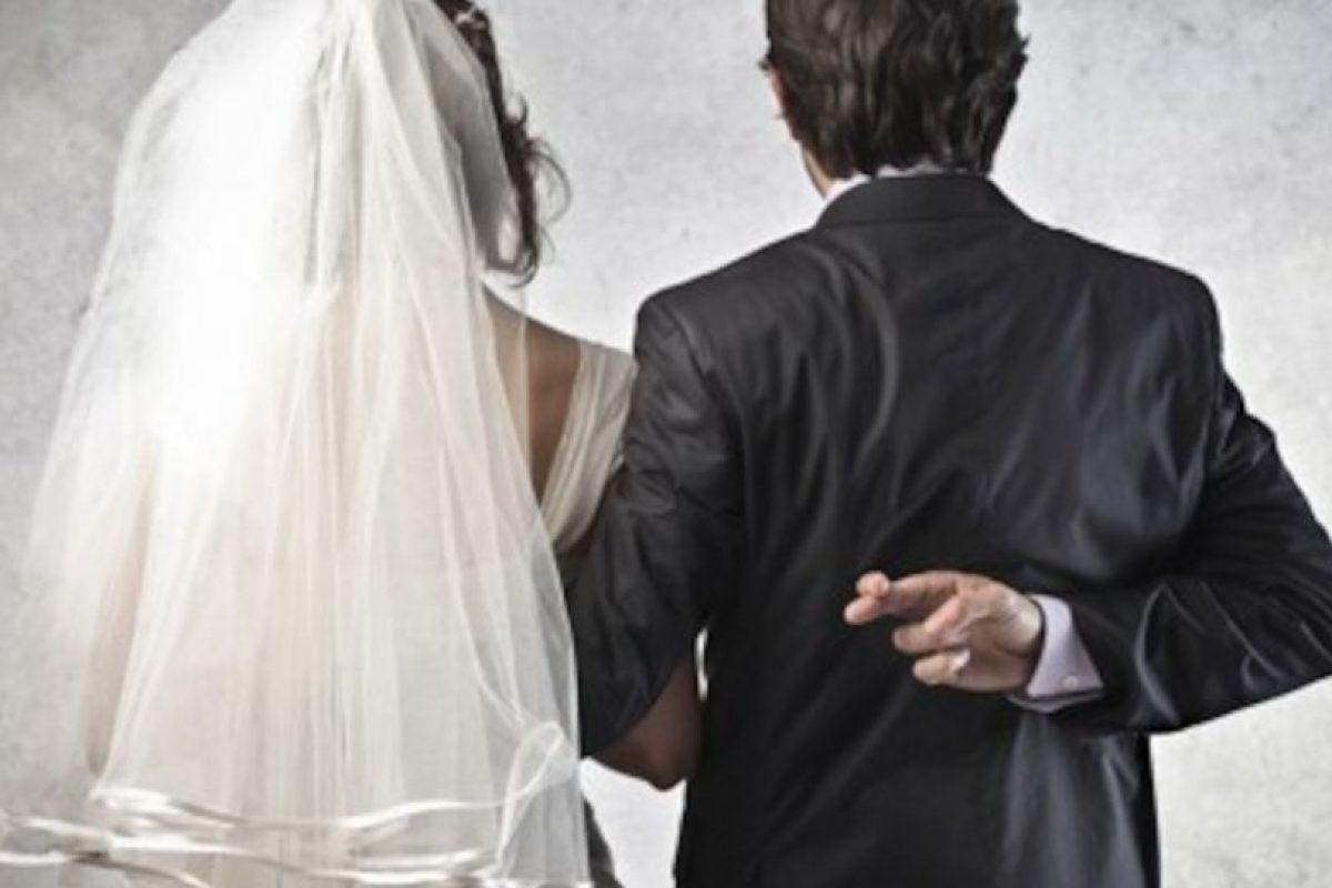 1 de cada 7 recién casados será infiel en el primer año de matrimonio. Foto:Tumblr. Imagen Por: