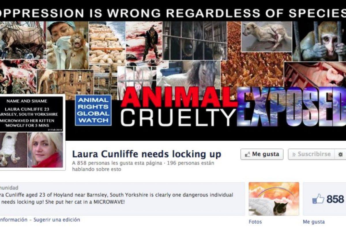 Foto:facebook.com/lauracunliffe23. Imagen Por: