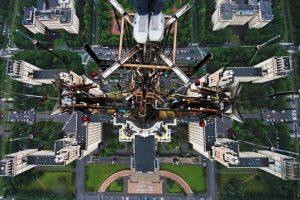Desde io más alto. Foto:Kirill Oreshkin. Imagen Por: