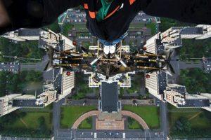 Vista desde el punto más alto. Foto:Kirill Oreshkin. Imagen Por:
