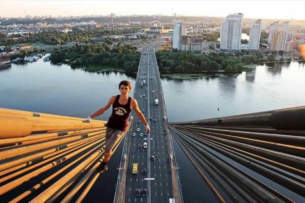 Kirill Oreshkin Foto:Kirill Oreshkin. Imagen Por: