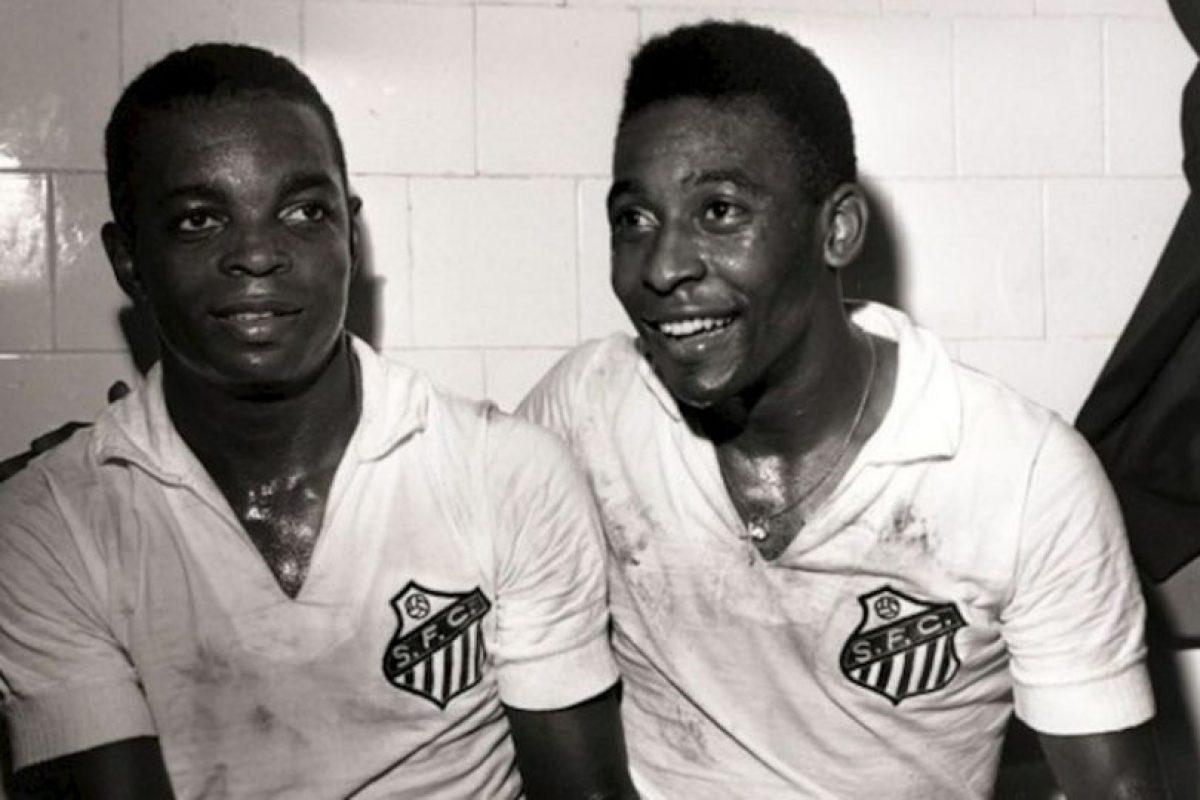 El máximo rompe redes de Santos Foto:Getty Images. Imagen Por: