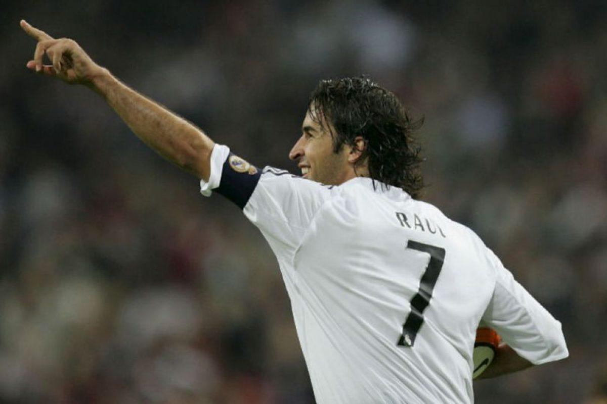 El mejor goleador del Real Madrid Foto:Getty Images. Imagen Por: