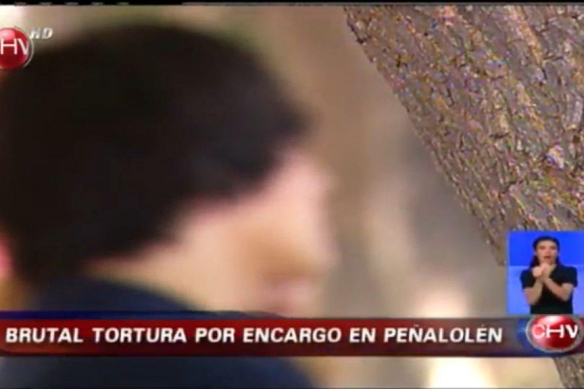 Foto:Captura de CHV. Imagen Por:
