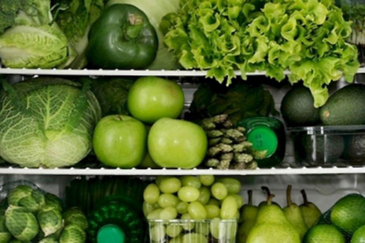 Diarrea manzana verde para