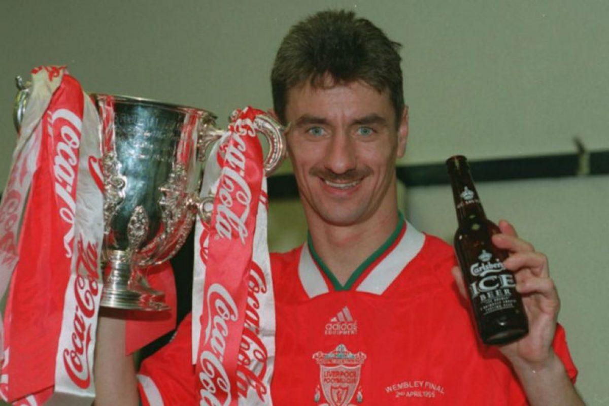 Goleador del Liverpool Foto:Getty Images. Imagen Por: