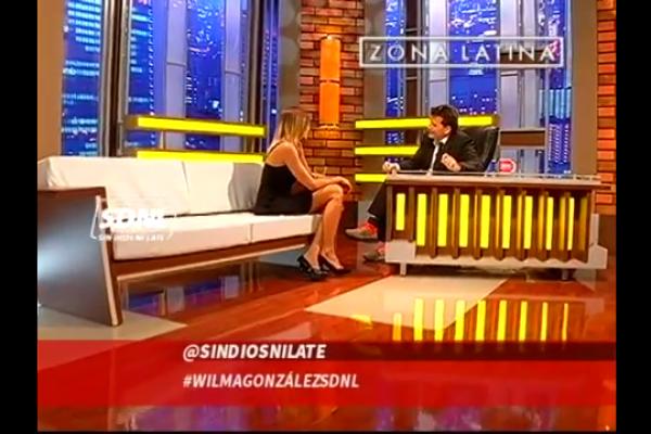 Wilma González Revela Detalles De Su Libro Autobiográfico Más
