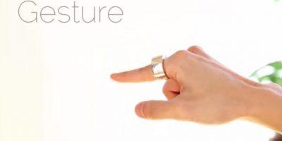 Conozcan el anillo inteligente que lo controla todo