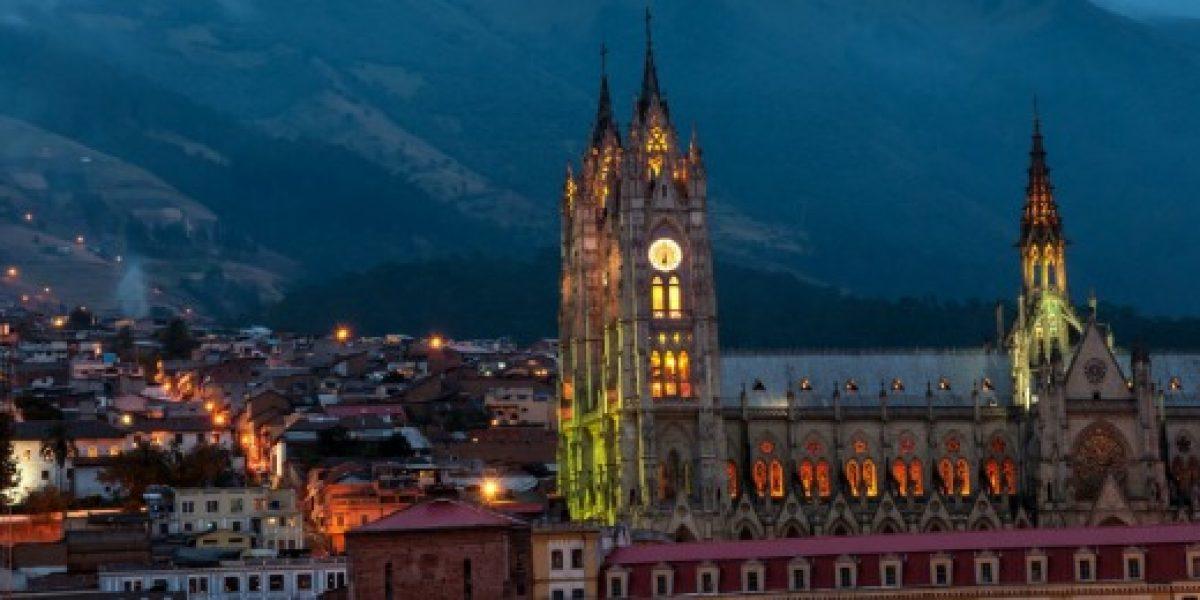 Ecuador lanzó campaña mundial de promoción turística que incluyó a Chile