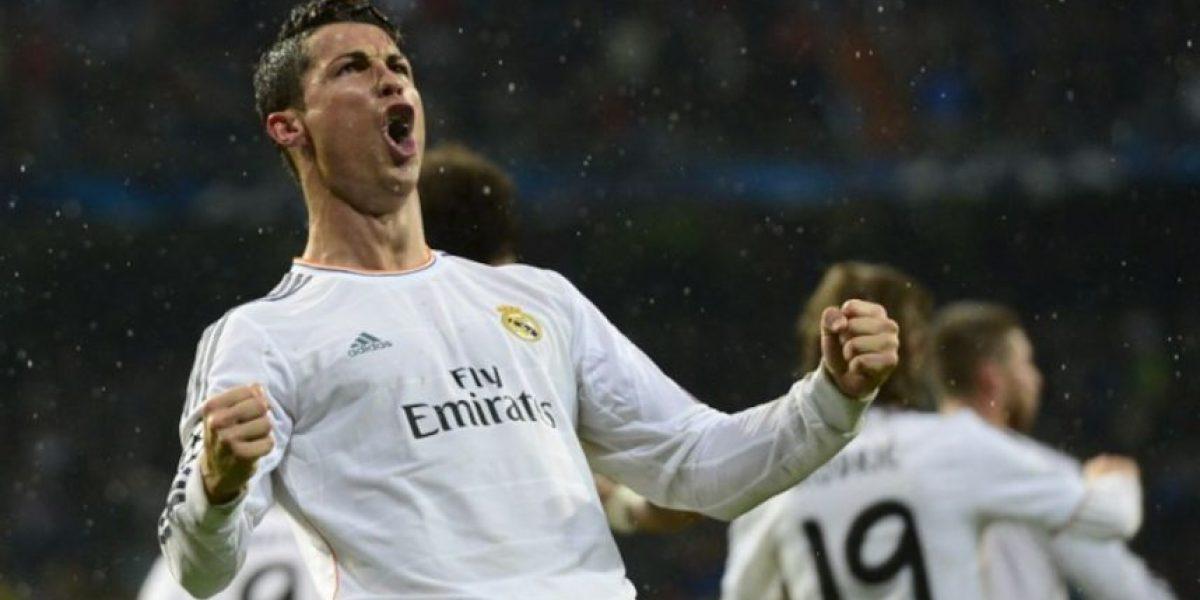 CHAMPIONS: CR7 festeja su partido 100 rompiendo récords europeos