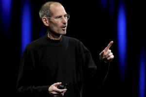 Steve Jobs, cofundador de Apple, quien falleció en 2011 a causa de cáncer de páncreas. Foto:Getty. Imagen Por: