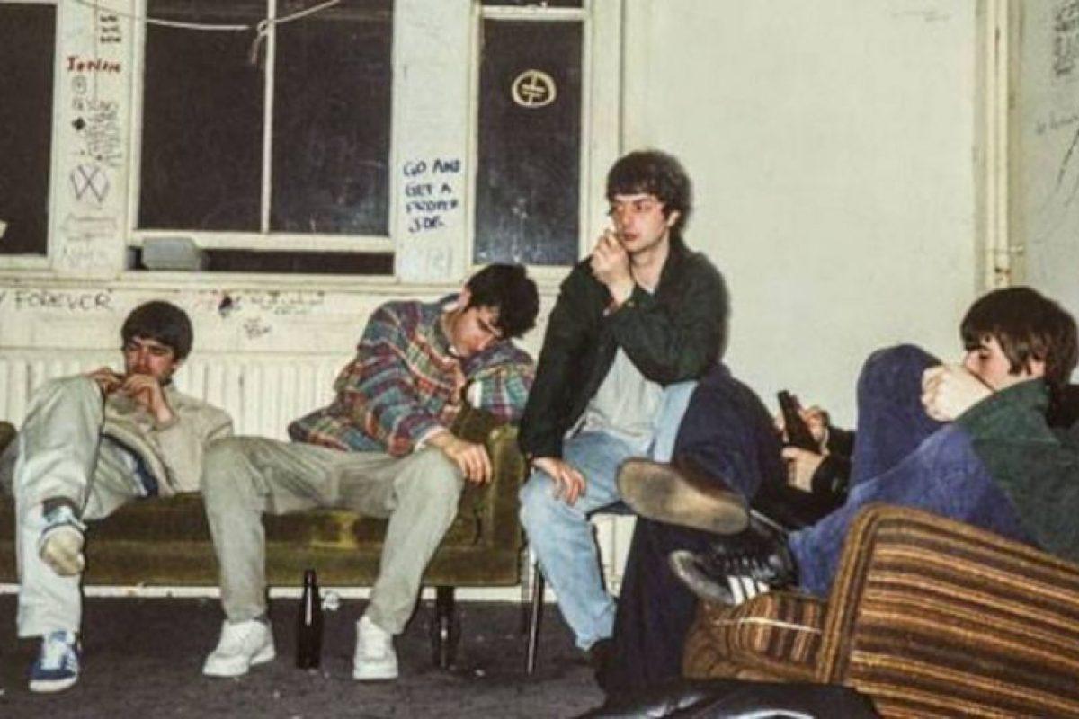 Enlos años 90 Foto:Facebook. Imagen Por: