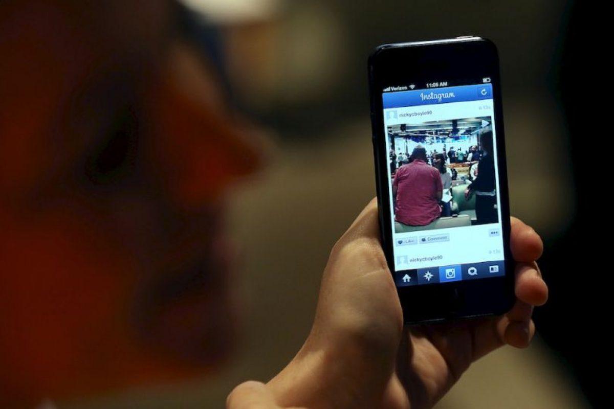 La cámara transmitiría imágenes en tiempo real mientras se textea. Foto:Getty. Imagen Por:
