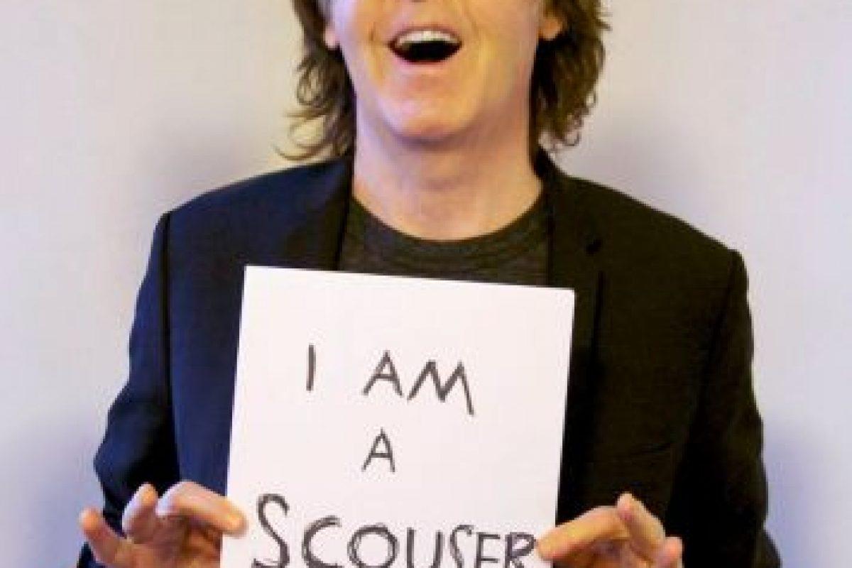 I am a Scouser (Originario de Liverpool) Foto:Instagram. Imagen Por:
