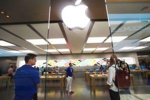 Inauguración de tienda Apple en Brasil. Foto:Getty. Imagen Por: