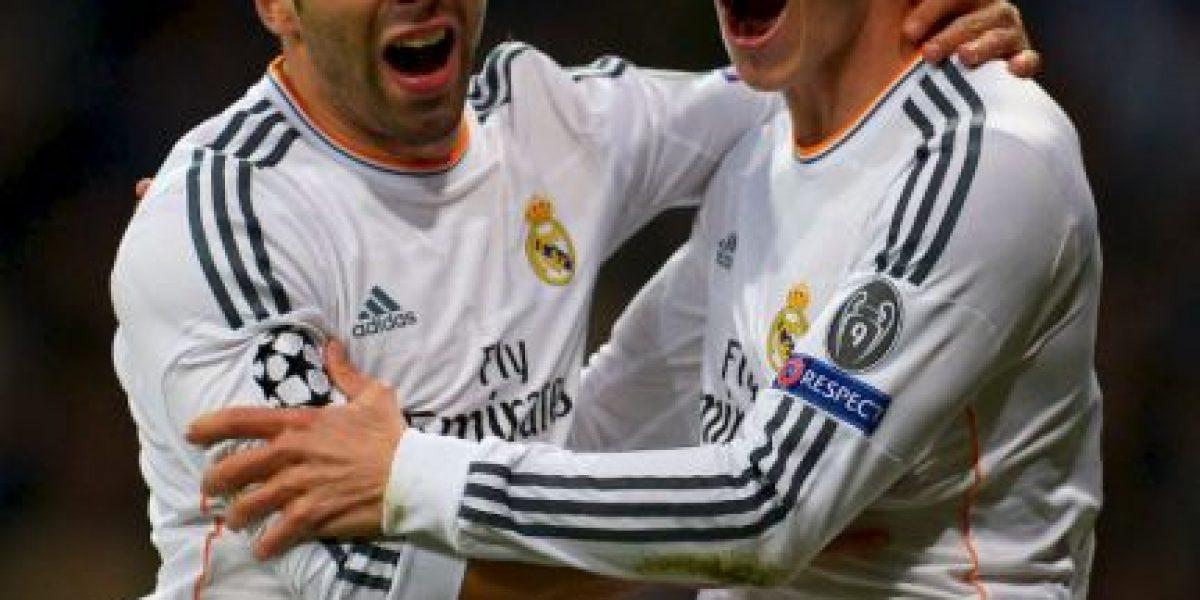 CHAMPIONS: Gareth Bale, el especialista en marcar goles rápidos