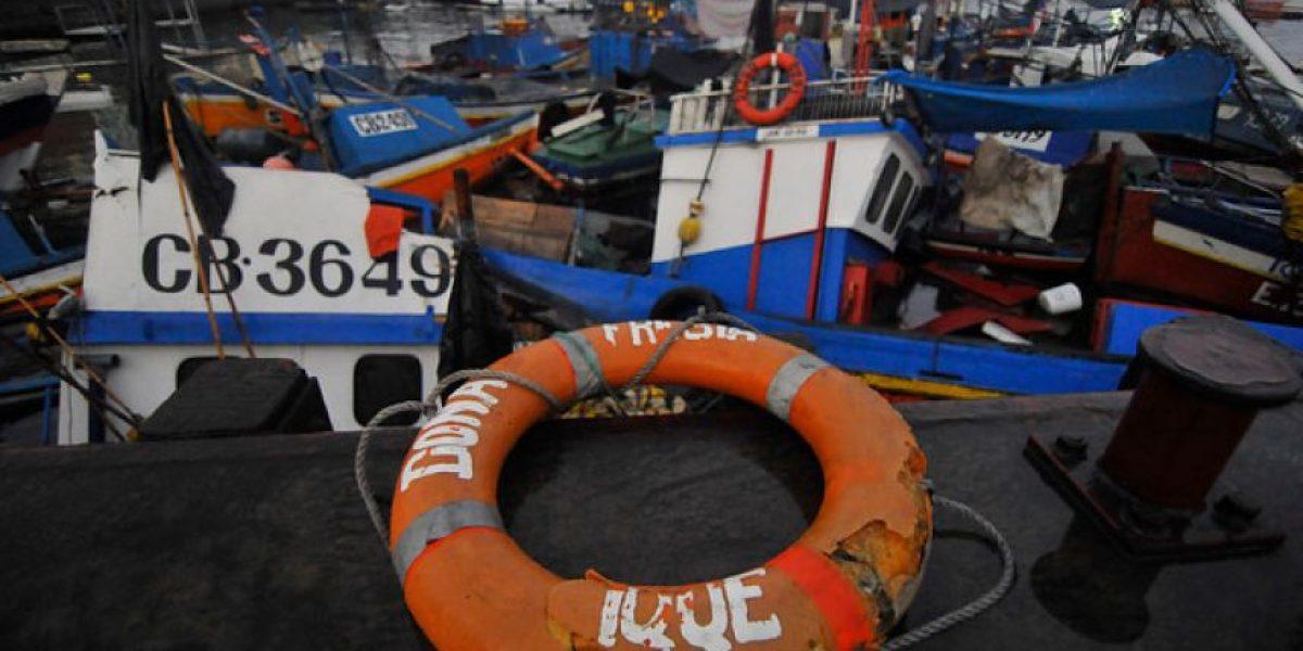 [FOTOS] Así amanecieron las embarcaciones en el zona norte tras el terremoto 8.2 Richter