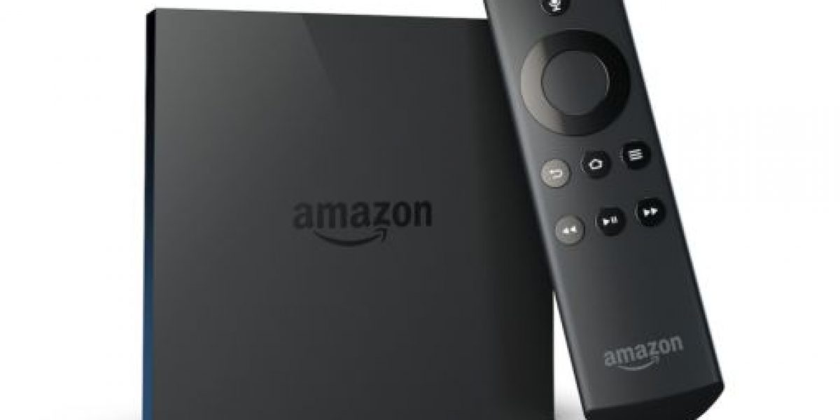 Amazon anuncia oficialmente su Amazon Fire TV