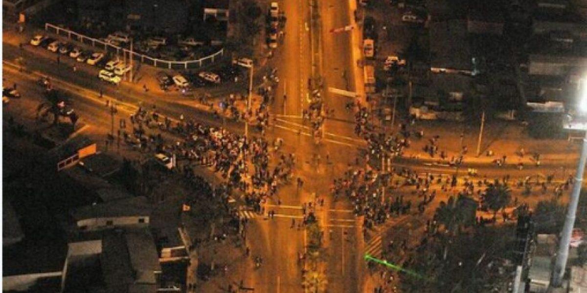 [Galeria] El registro por Twitter de la evacuación a lo largo de Chile