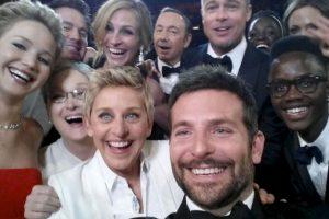El selfie de los Oscar Foto:Twitter. Imagen Por: