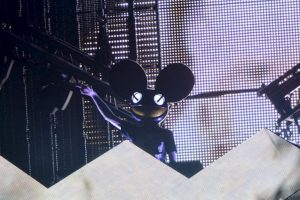 ¿Deadmau5 o Mickey Mouse? Foto: Getty. Imagen Por: