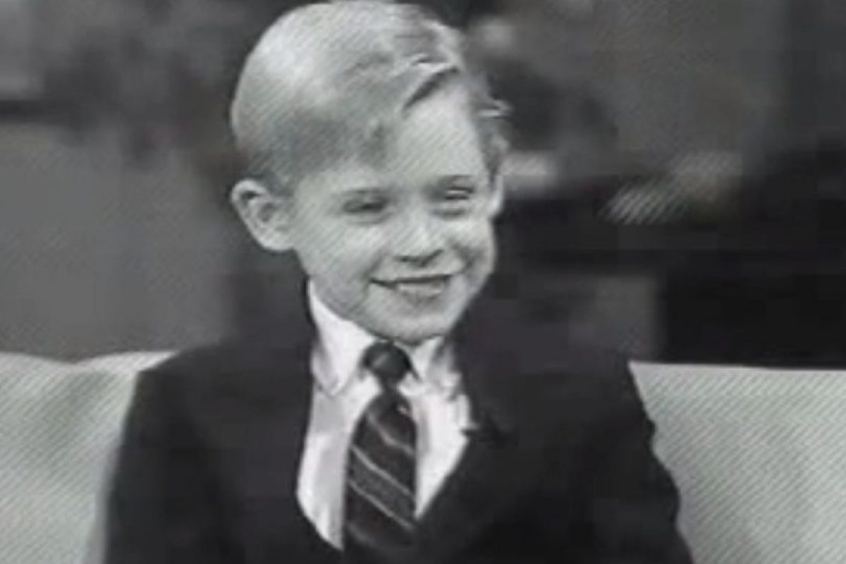 Macaulay Culkin Foto: Captura de pantalla / Youtube. Imagen Por: