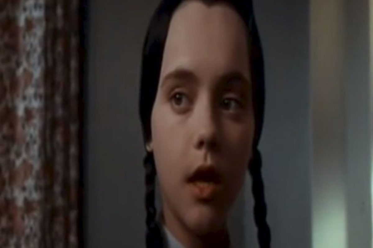 Christina Ricci Foto: Captura de pantalla / Youtube. Imagen Por: