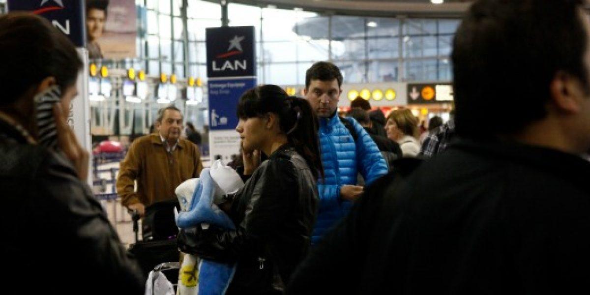 Terremoto en el Norte: LAN reanuda paulatinamente vuelos a Arica, Iquique y Antofagasta