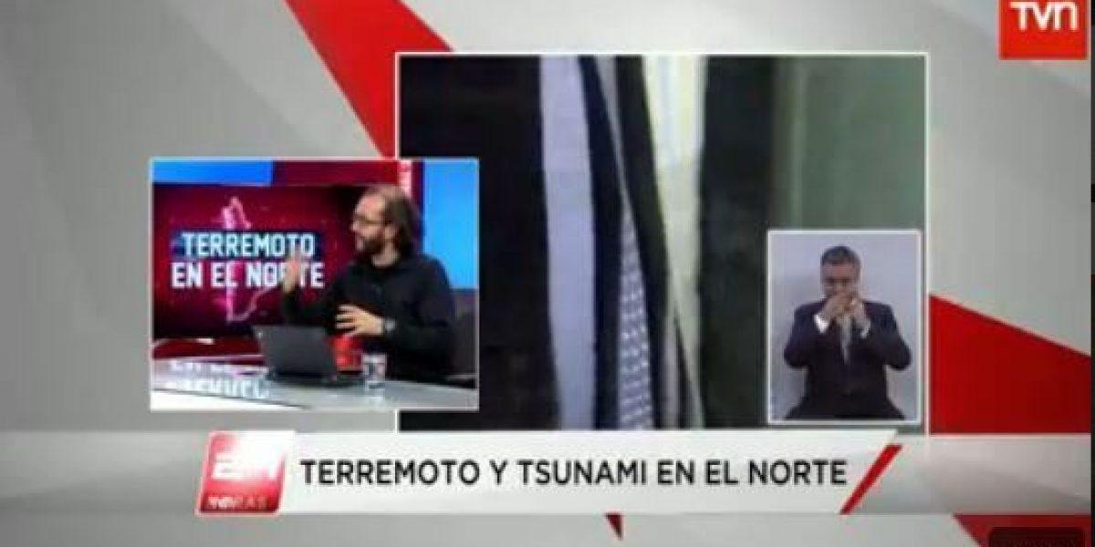 Geógrafo Marcelo Lagos acaparó el rating televisivo
