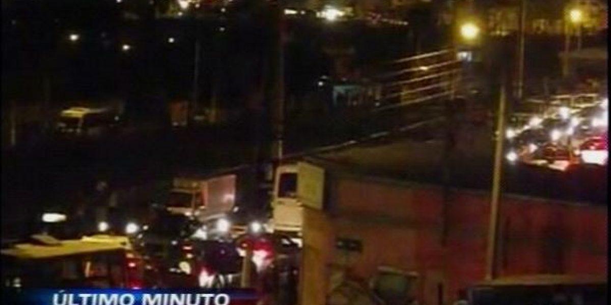 Cobertura desde Iquique: Mega, los únicos con corresponsales en directo