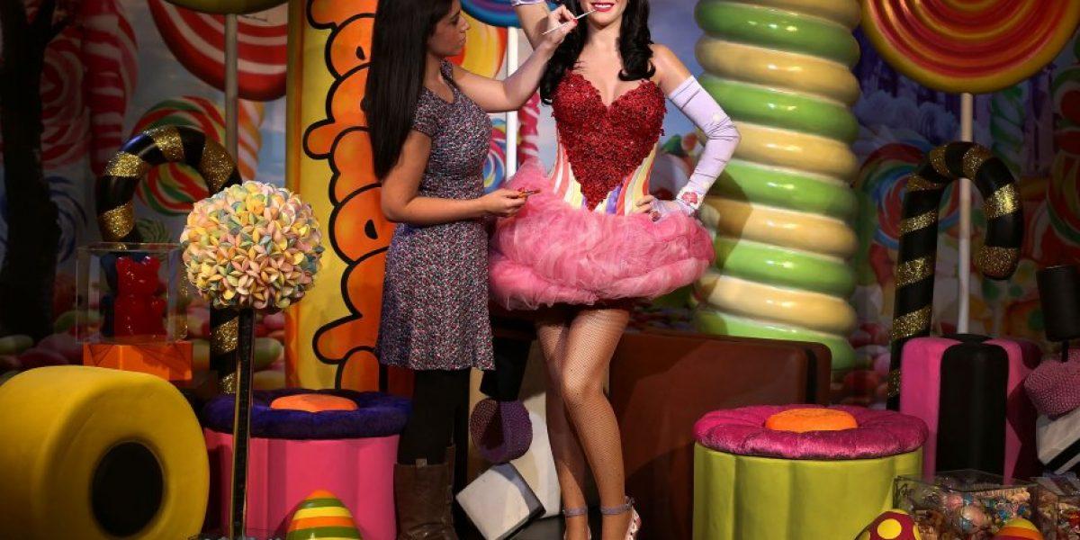 Figura de cera de Katy Perry llega al museo de Madame Tussauds en Londres
