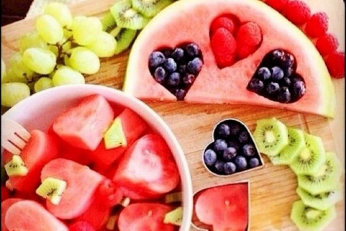 Estudio británico demostró la gran importancia de ingerir frutas diariamente Foto:Tumblr. Imagen Por: