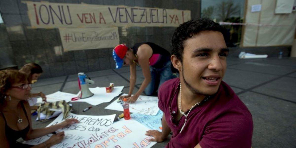Amnistía Internacional denuncia actos de tortura en Venezuela