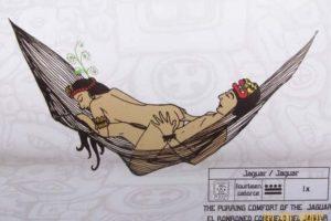 El MayaSutra es ilustrado en el libro del venezolano Carlos Torrealba. Foto: Hamaca Sutra/DoggieEl MayaSutra es ilustrado en el libro del venezolano Carlos Torrealba. Foto: Hamaca Sutra/Doggie. Imagen Por: