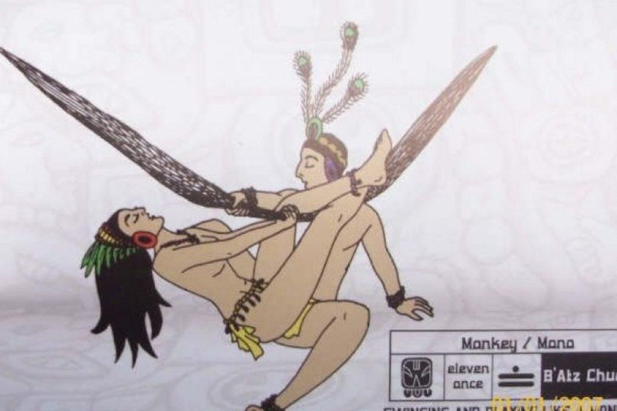 07a6dd4cf Foto: Hamaca Sutra; El MayaSutra es ilustrado en el libro del venezolano  Carlos Torrealba.