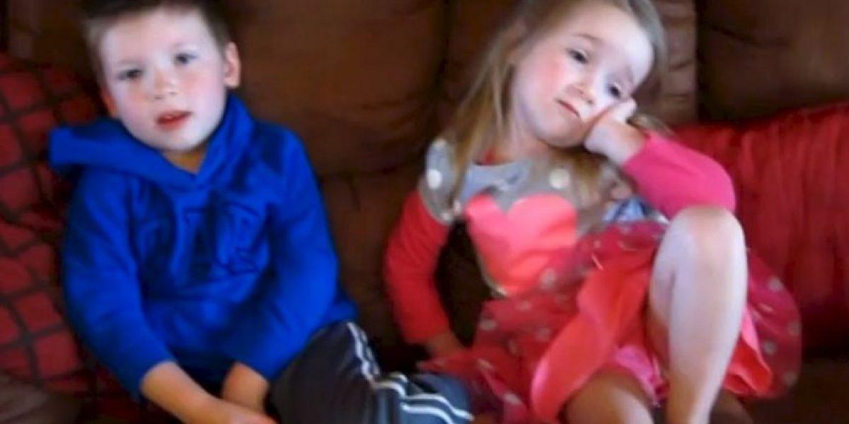 Video: La increíble reacción de una niña al saber que va a cumplir 4 años