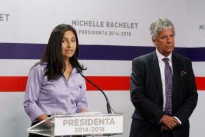 La renunciada subsecretaria de Educación, Claudia Peirano. Foto:Agencia Uno. Imagen Por: