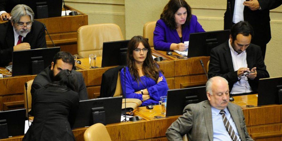 Camila Vallejo dice que denuncia de la UDI ante Comisión de Ética