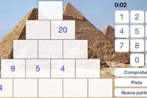 Number Pyramid (iOS) Foto:Alex Varju. Imagen Por: